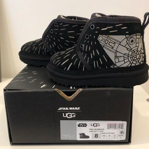 UGG Limited Edition STAR WARS NEUMEL Boots